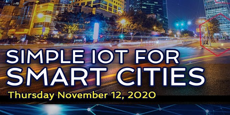Simple IoT for Smart Cities tickets