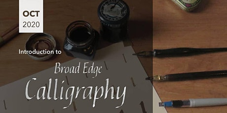 Introduction to western calligraphy
