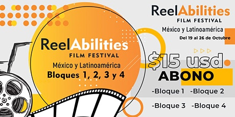 Reelabilities MX: Festival de Cine y Discapacidad 2020 (Abono) tickets