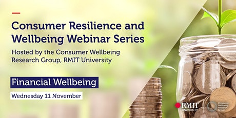 Consumer Resilience and Financial Wellbeing tickets