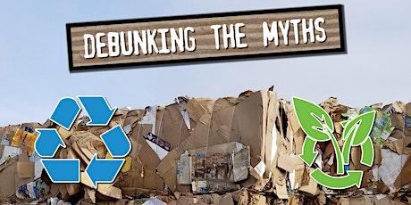 Virtual Workshop - Debunking the Waste Myths 10/28 tickets