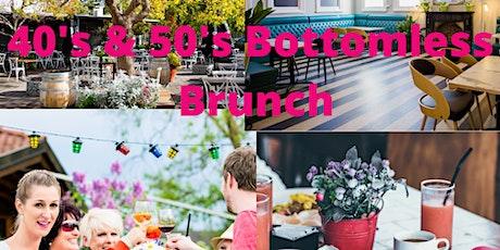 40's & 50s  Bottomless Brunch tickets