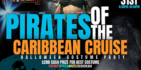 Halloween Cruise tickets