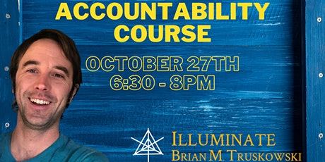 Accountability Course tickets