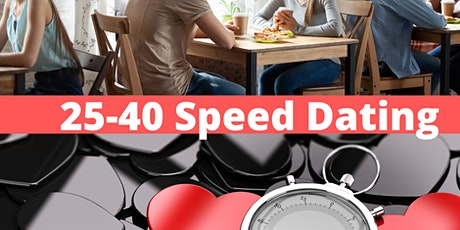 25-40 Speed Dating tickets