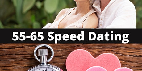 55-65 Speed Dating tickets