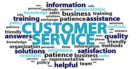 Customer Service Casebook Training tickets