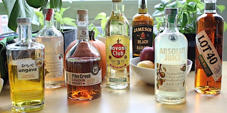 ABSOLUT JUICE APPLE Virtual Cocktail Making Workshop with @EatingThroughTO tickets
