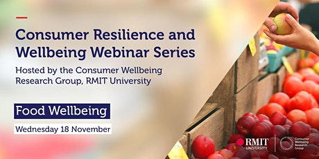 Consumer Resilience and Food Wellbeing tickets