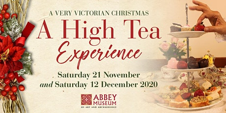 A Very Victorian Christmas - A High Tea Experience tickets