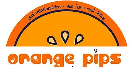 Orange Pips Playgroup 3rd November tickets