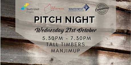 South West Angels Pitch Night #6: Manjimup