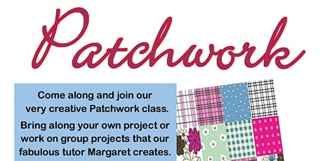 Patchwork Group tickets