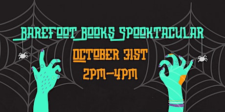 Barefoot Books Spooktacular tickets