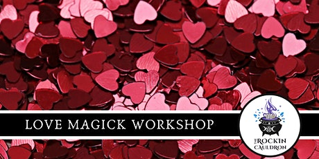 LOVE MAGICK WORKSHOP tickets