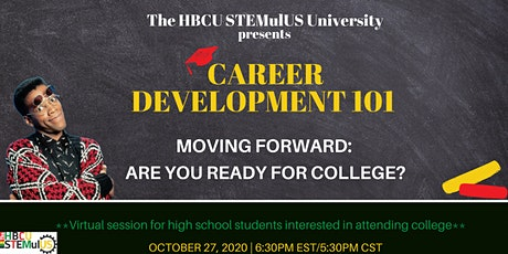 Moving Forward: Are You Ready for College? tickets