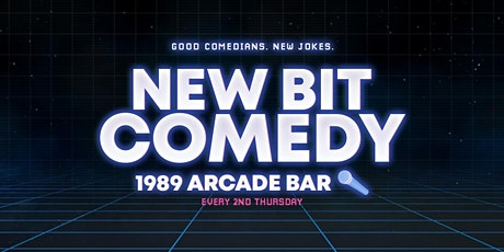 New Bit Comedy tickets