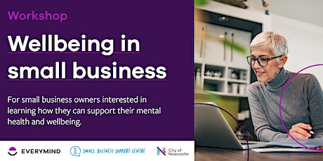 Wellbeing in Small Business tickets