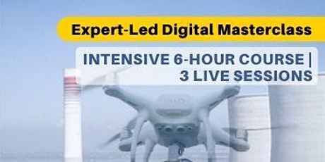Expert-Led Digital Masterclass: Drone Security for Critical Infrastructures tickets
