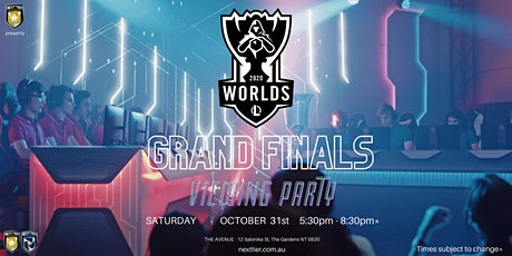 LOL Worlds 2020 - GRAND FINAL Viewing Party Event! tickets