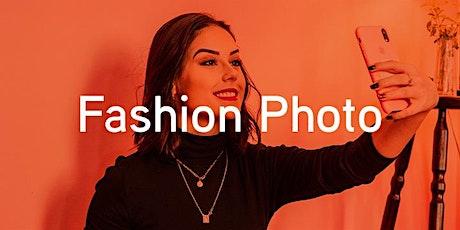 Höstlov på Asecs! Fashion & Photo Workshop (+13 år) biljetter