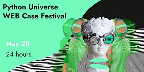 Python Universe WEB Case Study Festival tickets
