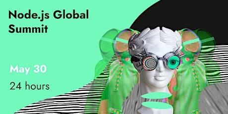 Node.js Global Summit bilhetes