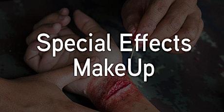 Höstlov på Asecs! FX Makeup-kurs (8-12 år) biljetter