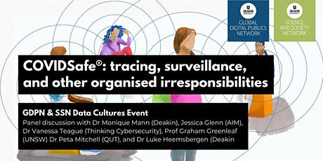 COVIDSafe®: tracing, surveillance, and other organised irresponsibilities tickets