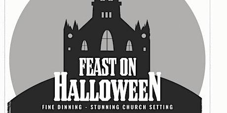 Feast on Halloween tickets
