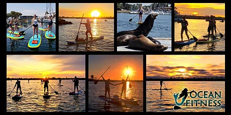 Sunset Paddleboard Adventure Tour! tickets
