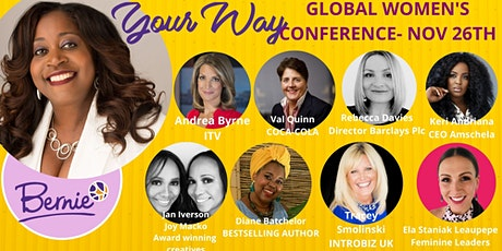 Your Way- Global Women's Conference tickets