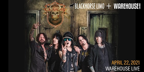 LA GUNS feat. PHIL LEWIS & TRACII GUNS tickets