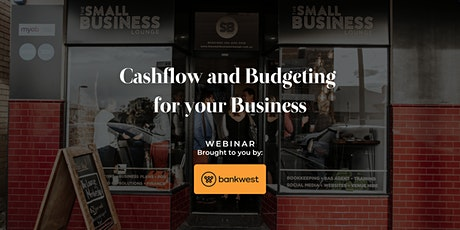 Cashflow and Budgeting for Your Business tickets