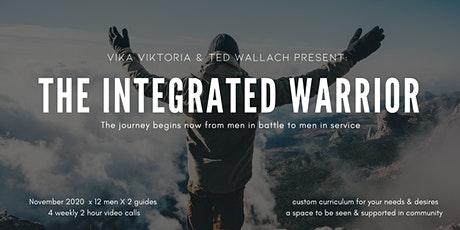 Integrated Warrior: The Journey from Men in Battle to Men in Service tickets