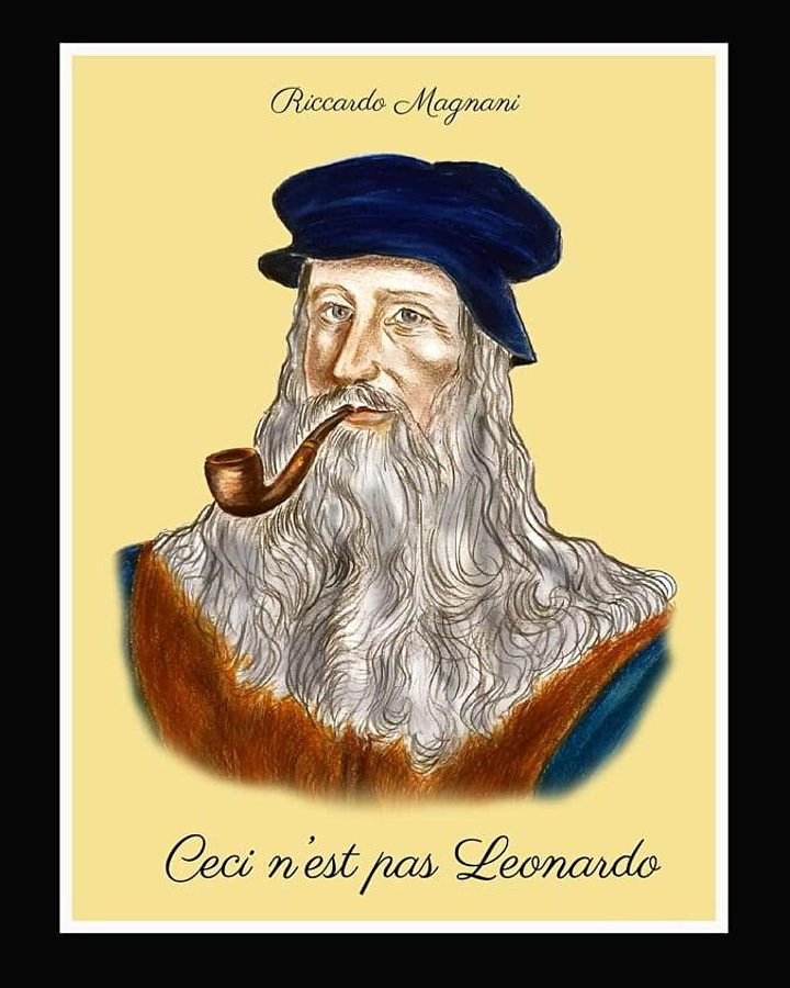 Immagine Riccardo Magnani - Ceci n'est pas leonardo