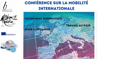 Erasmus day ou  conférence sur la mobilité billets