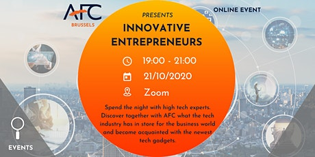 [SOLD OUT] Innovative Entrepreneurs tickets