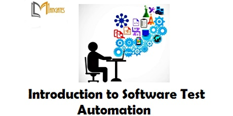 Introduction To Software Test Automation 1 Day Training in London City tickets