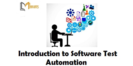 Introduction To Software Test Automation 1 Day Training in Mississauga tickets