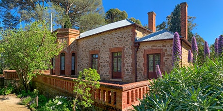 Grand Reopening - Old Government House, Belair National Park tickets