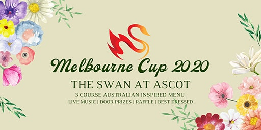 2020 Melbourne Cup at The Swan at Ascot
