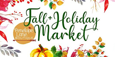 Fall/Holiday Market and Craft Event tickets