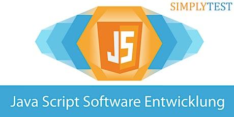 JavaScript Software Entwicklung - Grundlagenkurs Tickets