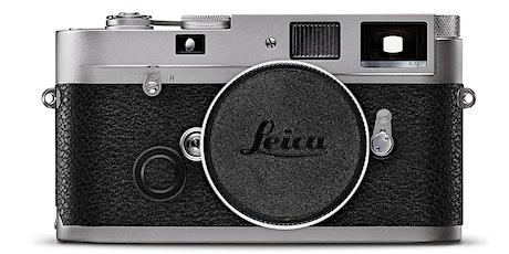 Leica M analog: Ein kurzer Überblick mit Olaf Wolf Tickets