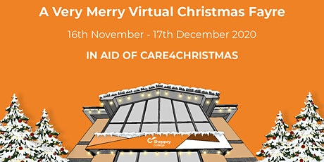 Virtual Christmas Fayre - Stall Holder tickets
