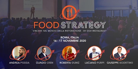 Food Strategy tickets