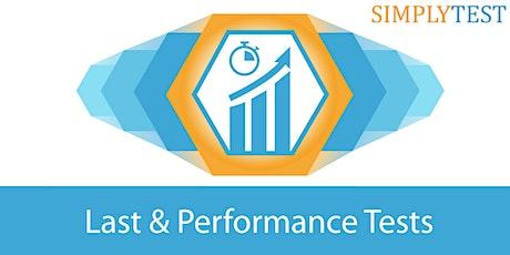 Grundlagen Last & Performance Tests - Schulung Tickets