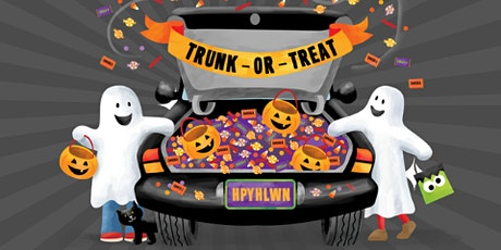 Social Distance Trunk or Treat tickets