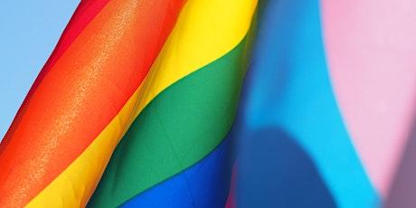 Introduzione al lavoro clinico con persone LGBTQIA+ biglietti